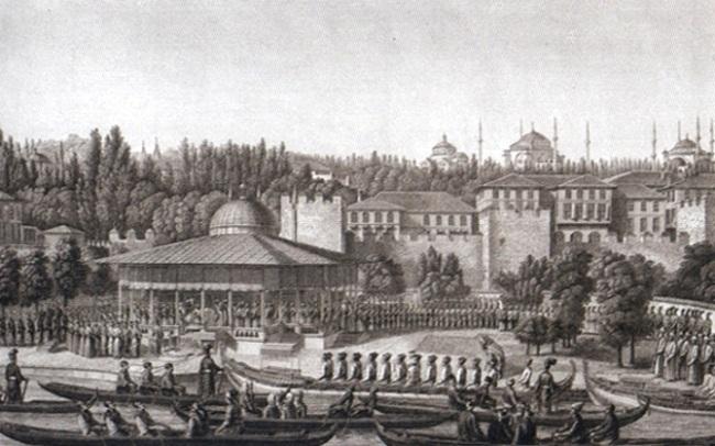 عمارت سبتچیلر استانبول Sepetçiler Köşkü یادگار ارزشمند دوران عثمانی