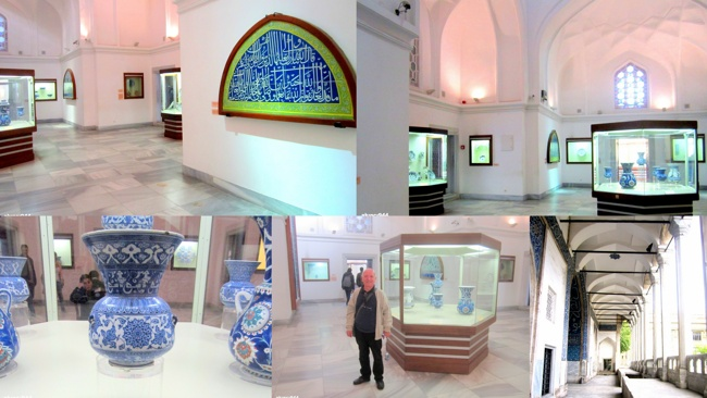 عمارت چینیلی استانبول Çinili Köşk، بنای عثمانی دیگری در دل پایتخت هنر