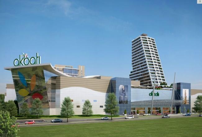 مرکز خرید آکباتی استانبول Akbatı Avm یکی از مراکز خرید مدرن و خاص