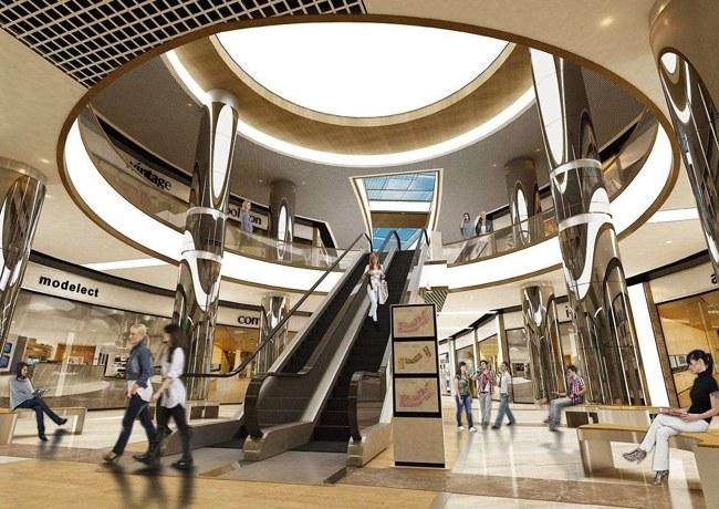 مرکز خرید اکسیس استانبول Axis AVM Istanbul نگینی در غرب استانبول