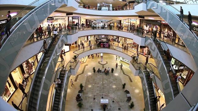 تجربه دنیایی جدید در مرکز خرید مارمارا پارک استانبول Marmara Park AVM