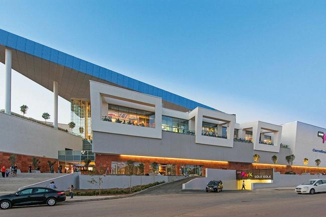 مرکز خرید مال تپه پارک Maltepe Park AVM، یکی از بهترین فروشگاههای استانبول