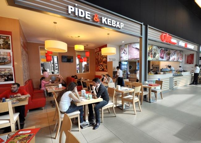 گردهمایی برندهای معتبر جهانی در مرکز خرید پلیکان استانبول Pelican Mall
