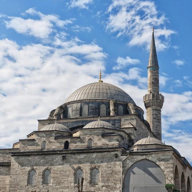 مسجد آتیک علی پاشا استانبول، بنایی تاریخی از وزیری دانا (Gazi Atik Ali Pasha Mosque)