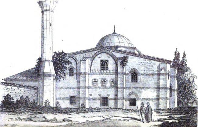 مسجد آتیک مصطفی پاشا استانبول، مسجدی در دل یک کلیسای تاریخی ( Atik Mustafa Paşa)