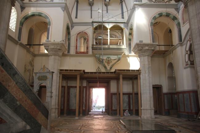 مسجد زیرک استانبول سه کلیسا در دل یک مسجد (Molla Zeyrek Camii)