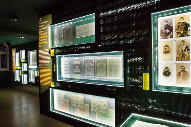 موزه بانک استانبول Isbank Museum، تئوری متفاوتی از اولین بانک جمهوری ترکیه
