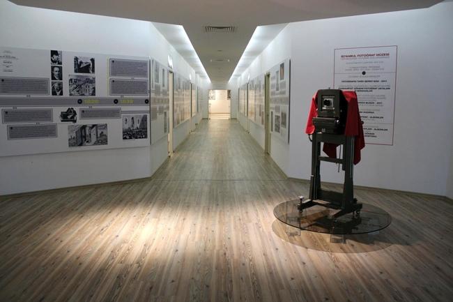 موزه عکس استانبول Istanbul Fotograf Museum، موزه ای به رنگ آبی هنر