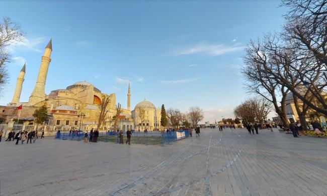 پارک باستان شناسی آبی استانبول یکی از پارک هایی که در تور استانبول حتما از آن بازدید خواهید کرد!