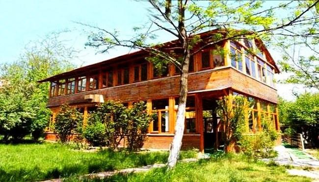 جنگلهای سرسبز در آغوش سواحل سفید شنی دریای سیاه پارک جنگلی چیلینگوز استانبول Çilingoz Tabiat Parkı
