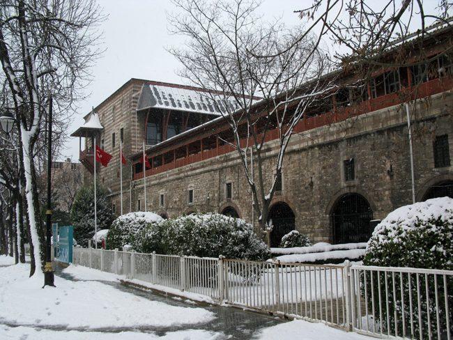 کاخ ابراهیم پاشا استانبول Ibrahim Pasha Palace، موزه ایتمام عیار ازشاخصههای مهم تاریخی استانبول