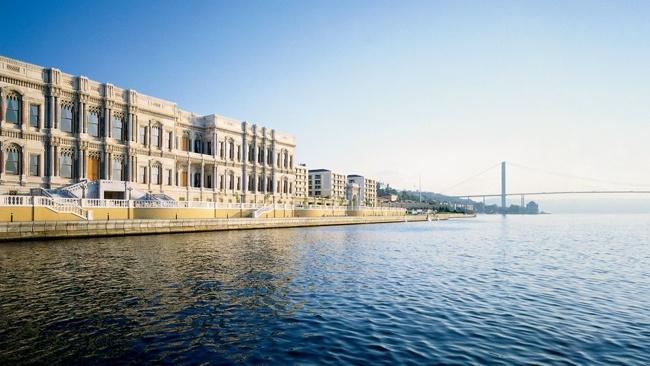 کاخ چراغان استانبول، آخرین کاخ عثمانی و هتل 5 ستاره